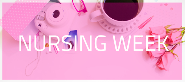 Nursing Week PLUS May Promo!